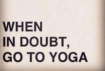 Namaste. / Yoga Mania.
