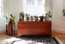 All Things Decor / Ideas for current and future living spaces.