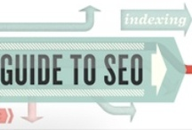 Search Engine Optimization / These pins are a collection of web pages that explain search engine optimization (SEO).