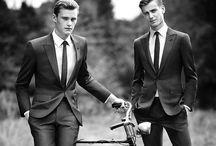 Men's fashion / Moda maschile