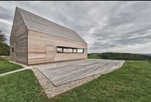 Summer cottage - Architecture / Inspiration for a school project