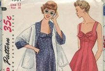 50s-70s patterns / by Erin