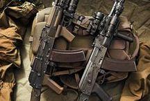 Огнестрел/Weapons
