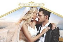 The Italian's Deal For I Do / Harlequin Presents/Mills & Boon Modern - Society Weddings Book One - April 2015