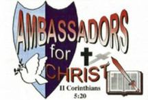 Ambassador Of Christ Work / To Spread the word of God To The Hungry Souls / by Son Of God
