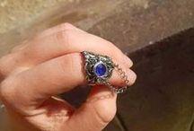 Steampunk jewelry shop