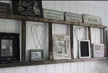 Bilderammer og veggdekor