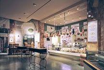 Eataly, La Birreria & Pranzo-Scuola / Eataly, La Birreria & Pranzo-Scuola in the Flatiron District of New York.