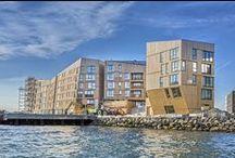 Social housing - Architecture