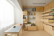 Transforming apartment / This is about apartments transforming i different ways, with focus on making small spaces into many different solutions.