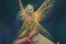 Fairies, Elves, Gnomes & Trolls / by Angie DAHL