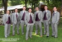 Groom/Groomsmen Photos / Groom on wedding day | groom getting ready | groom and groomsmen pictures | George Troup Photography