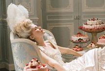 Mariage Esprit boudoir / Un mariage luxueux sur le thème Marie Antoinette : une effervescence de fleurs et de rubans, des décors voluptueux , une ambiance boudoir digne du Château de Versailles