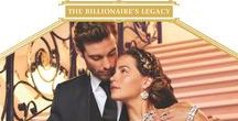 A Deal For The Di Sione Ring / Book 7 - The Billionaire's Legacy series Harlequin Presents/Mills & Boon Modern - January 2017