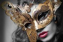 Masks / by Sarah Schellman