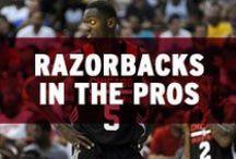 Razorbacks in the Pros