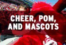 Cheer, Pom, & Mascots