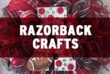 Fun Razorback Crafts