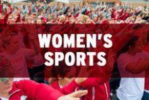 Arkansas Razorback Women's Sports