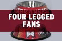 4 Legged Razorback fans