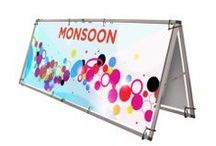 Banner Stands / ROLLER banner stands – the World's favourite portable display.  CASSETTE banner stands – versatile, quick-change graphics  TENSION stands – cost-effective and lightweight  OUTDOOR stands – robust and weather-resistant.  RIGID stands – solid, stable, cost-effective