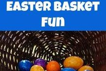 Easter Teaching Ideas / This is the place for homeschool lesson plans, crafts, activities, and snacks related to Easter. #Easter #EasterActivities #EasterLessonPlans #HomeschoolEaster