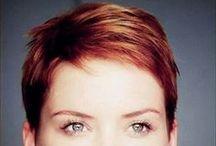 Short Hair and Makeup / by Jennifer Cook Rivas