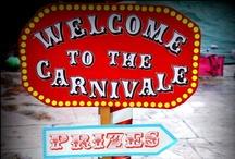 Big Tent Circus / www.LuluMarketingandEvents.com
