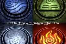 Elemental (Fire, Earth, Wind, Water) / www.LuluMarketingandEvents.com