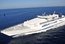 Greek ferry schedule updates / Greek ferry schedule updates as released by Greek ferry operators