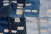 Denim Recycling / recycle, upcycle denim into new creations