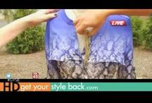 Zippers Exposed! / As seen on FOX45:  Zippers  are no longer strictly utilitarian - they are now playing an integral part in one of the hottest trends for Fall.   Kimberly Anderson, Host of get Your Style Back, is showcasing exposed zippers on pants, skirts and even ties and how you can wear this trend at the office & out on the town.   Follow GYSB on Twitter @GetURStyleBack!
