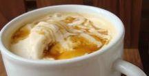 Napoje / Napoje zarówno zimne jak i ciepłe, smoothie koktajle i gorące kakao, cyder czy kawa | Hot & cold drinks