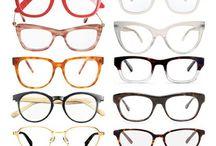 Bekijk de wereld eens van de andere kant / Eyeware, glasses, bril, monturen  inspiratie, welke bril past bij jou