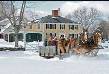 Dining Destinations / Awesome eateries in the Sturbridge Townships!