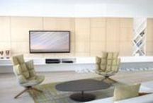 Archilab - OBÝVACIE IZBY / living room