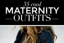 Maternity Looks / Congrats, you're pregnant! A lot is going to change in the coming months, but your fabulous style doesn't have to be one of them. Check out our favorite looks for fashionable maternity wear.