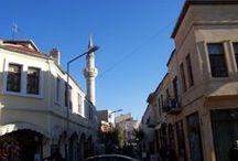 Çanakkale tarihi mimarisi / tarihi binalar