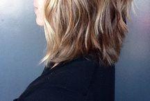 hair styles / colours