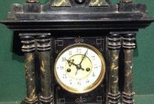 Antique & Vintage Clocks, Watches & Parts / A selection of items that are for sale in our ebay shop. http://stores.ebay.co.uk/antiquesandcollectables4u