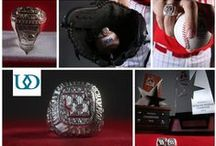 Championship Rings / Custom Championship Rings designed and crafted by Uptown Diamond