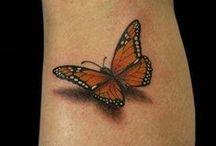 Inspired tattoos