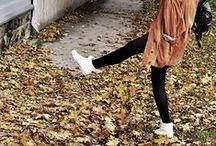 NOISY | AUTUMN / Get inspiration on how to dress for a noisy autumn!