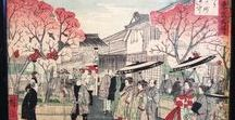Original Japanese Woodblock Prints / A selection of Original Antique Japanese Woodblock Prints that we have for sale in our ebay shop. http://stores.ebay.co.uk/antiquesandcollectables4u