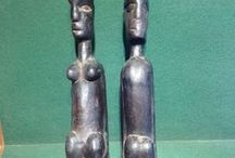 Original Tribal Art / A selection of items that are for sale in our ebay shop. http://stores.ebay.co.uk/antiquesandcollectables4u