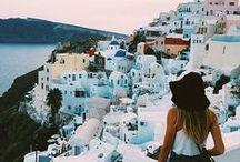    WANDERLUST    / Wanderlust~ A strong desire to travel
