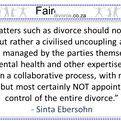 Fair Divorce / Divorce, Fair Divorce, Co-Parenting, Mediation, Collaborative Divorce, Egskeiding, Parenting, Children, Blended Families, Step Families,
