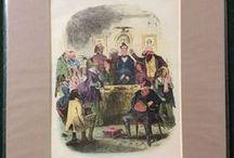 Antique Book Illustrations