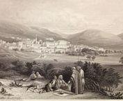 Antique Biblical Illustrations