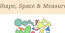 Shape, Space & Measure